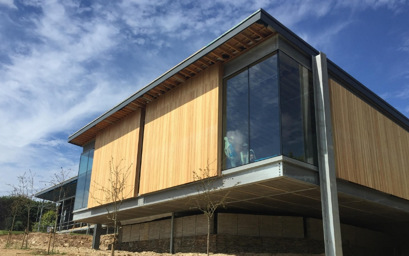 Padstow Grand Designs House