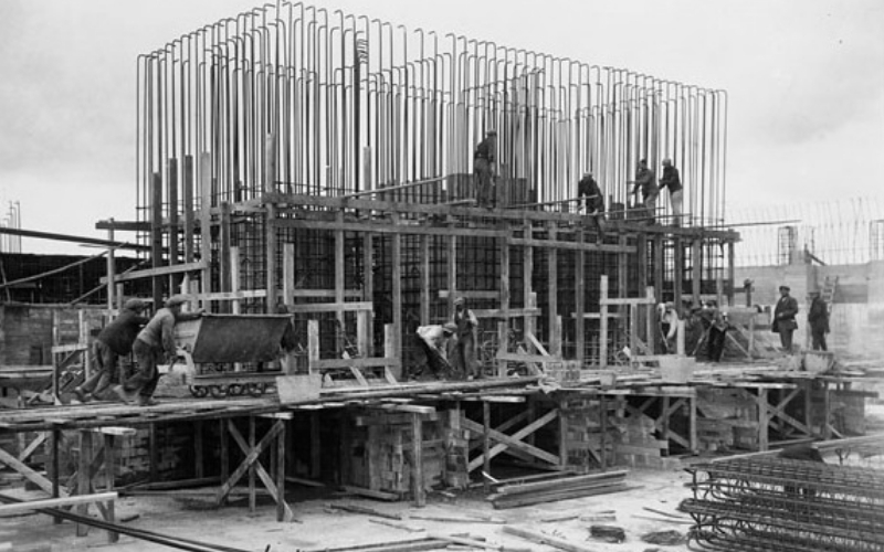The history of scaffolding explained