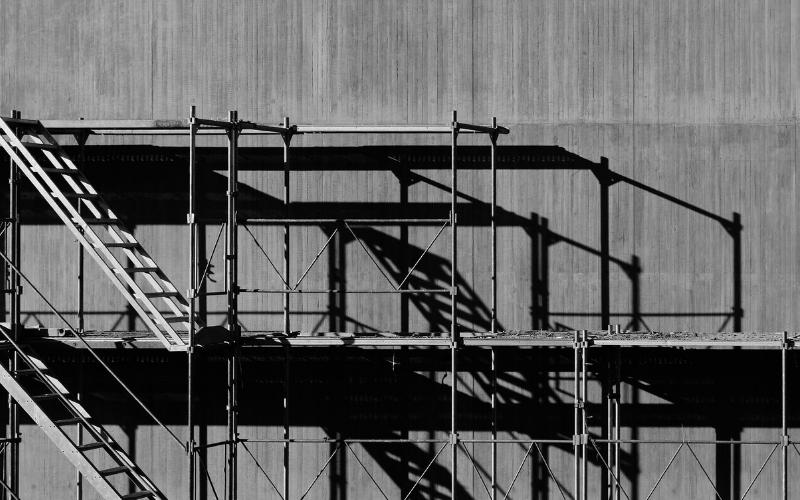 scaffolding platforms cornwall