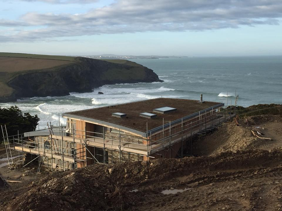 challenges of scaffolding in cornwall